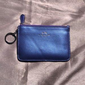 Coach credit card case